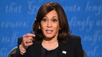'I'm Speaking!': Kamala Harris Was Not Having It With Mike Pence's Repeated Debate Interruptions, And People Are Cheering