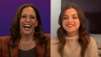 Selena Gomez And Kamala Harris Discuss Voting, Lupus, And More In A New Video