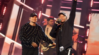 Kane Brown, Swae Lee, And Khalid Bring 'Be Like That' To The 2020 Billboard Music Award Stage