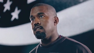 Kanye West's First Presidential Campaign Ad Is All About The Importance Of Faith