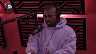 Kanye West Finally Sits Down With Joe Rogan For A Nearly Three-Hour Conversation