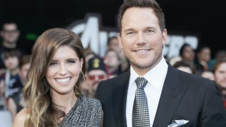 Katherine Schwarzenegger Is Defending Husband Chris Pratt After Twitter Dubbed Him As The 'Worst Chris'