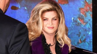 Noted Pandemic Skeptic Kirstie Alley Got Roasted By… CNN's Public Relations Team?