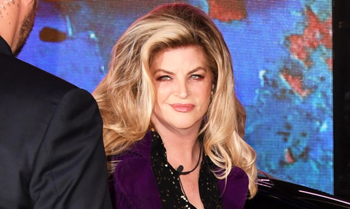 Kirstie Alley Got Roasted On Twitter By... CNN's Public Relations Team