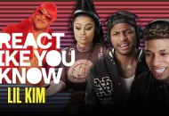 "React Like You Know: Lil Kim's ""Crush On You"""
