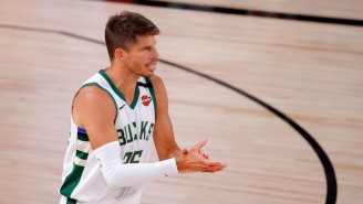 Kyle Korver Discussed The Bucks Stopping Play In Orlando And Being An Ally
