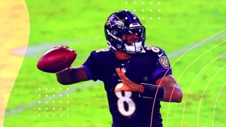 Lamar Jackson Is Giving Back And Looking Forward After An MVP Season