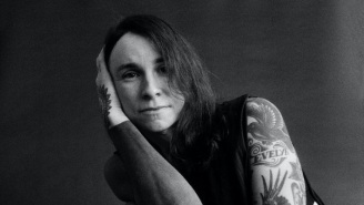 Against Me!'s Laura Jane Grace Just Released A Surprise New Solo Album, 'Stay Alive'