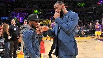 LeBron And Rich Paul Fired Back At Critics Who Complained About Klutch Sports Pro Day