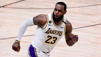 LeBron James Is The Highest-Rated Player In The Updated 'NBA 2K21'