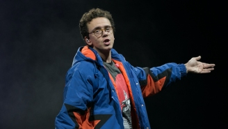 Fans Think Logic's New Artist Doctor Destruction Is Actually Logic In Disguise