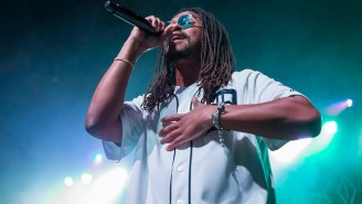 Lupe Fiasco Favors Autotune On His Double-Sided Single, 'Tape Tape,' With Soundtrakk