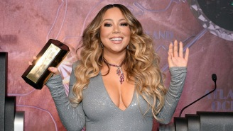 Mariah Carey Will Only Endure Bad Lighting For Her COVID Vaccine Shot