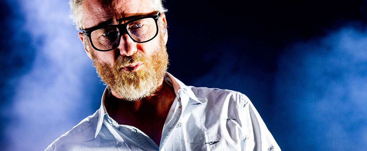 Matt Berninger On Why He's 'Like Christopher Walken' On His New Solo LP, 'Serpentine Prison'