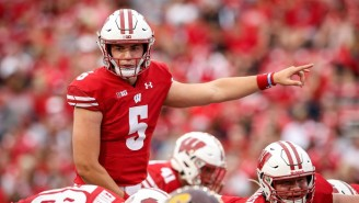 Wisconsin QB Graham Mertz's Positive COVID-19 Test May Force The Badgers 4th String QB To Start