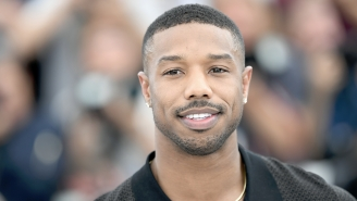 Michael B. Jordan Posted An Extremely Thirsty Photo To Get People To Vote Early