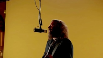 My Morning Jacket Come Together From A Distance To Perform 'Feel You' On 'Kimmel'