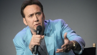 Nicolas Cage Told Marilyn Manson An Extremely Nicolas Cage Story About The Last Time He Gambled