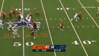 Odell Beckham Jr. Ended A Cowboys Comeback Bid With A Ridiculous Reverse Touchdown Run