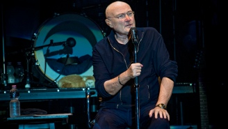 Phil Collins' Ex-Wife Has Reportedly Taken Over His Mansion With The Help Of Four Armed Guards