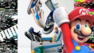 PUMA Is Dropping A Full Super Mario 3D All-Stars Sneaker Collection