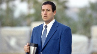 Adam Sandler Landed His Dramatic Role In 'Punch Drunk Love' Because Of Tom Cruise