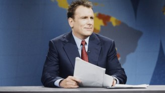 Yes, Colin Quinn Knows He Wasn't A Good Fit On SNL's 'Weekend Update'