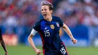 Megan Rapinoe Wants The WNBA To Be A 'Big F*cking Deal' Just Like The USWNT