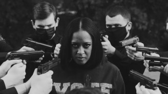 Rapsody Takes Aim At Racial Disparities In Her Combative Video For '12 Problems'