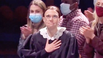 'SNL' Paid Tribute To Ruth Bader Ginsburg With A Touching Farewell From Kate McKinnon