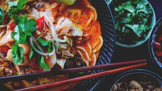 This Darwin-Style Chicken Laksa Is The Comforting Recipe You Need Right Now