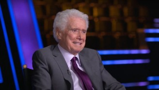 Jimmy Kimmel And 'Who Wants To Be A Millionaire' Paid Tribute To The Late Regis Philbin