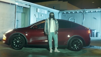 Rexx Life Raj Explains How He Copped A 'Tesla In A Pandemic' In His Introspective New Video