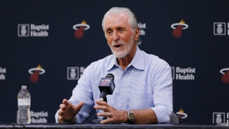 Pat Riley Says The Heat's Top Priority Is To 'Take Care Of The Players That We Have' This Offseason