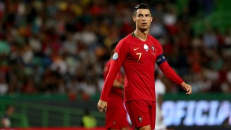 Cristiano Ronaldo Has Left The Portugal National Team To Isolate After Positive COVID-19 Test