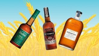 A Whiskey Writer Ranks The Best-Value Rye Whiskeys On The Market