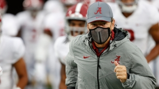 Nick Saban Will Coach Against Georgia After Multiple Consecutive Negative COVID Tests