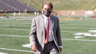 Alabama Coach Nick Saban Has Tested Positive For COVID-19