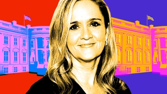 Samantha Bee Dreams Of Less 'Spiritually Exhausting' Debates And A Boring, Wonky Government