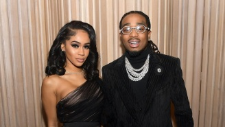 Quavo Reveals Exactly How He First Slid Into Saweetie's DMs And Started Their Relationship