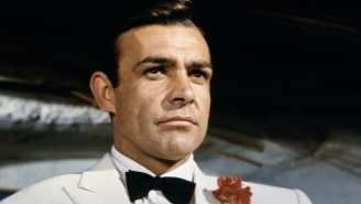 Sean Connery, The Big Screen's First James Bond And Oscar Winner, Has Died At 90