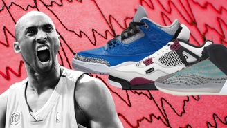 SNX DLX: Featuring New YEEZY QNTMs, The Week's Best Jordans, And A Lakers-Inspired Collection From RHUDE