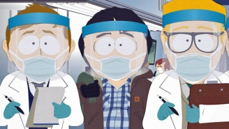 The 'South Park' Pandemic Special Brought In The Show's Highest Ratings In A Long Time