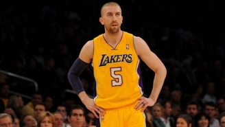 Gilbert Arenas Blessed Us With Yet Another Amazing Steve Blake Fight Story