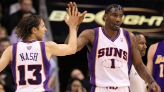 Amar'e Stoudemire Will Reunite With Steve Nash As A Nets Assistant Coach