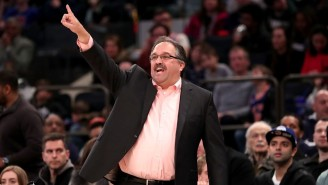 Report: Stan Van Gundy Is Among Four Finalists For The Pelicans Head Coaching Vacancy