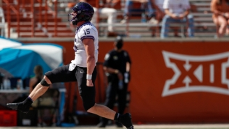 An Intentional Safety Caused A Brutal Bad Beat At The End Of TCU-Texas