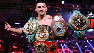 NBA Players Loved Teofimo Lopez And Vasiliy Lomachenko's Lightweight Championship Bout
