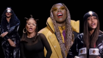 Teyana Taylor, HER, Erykah Badu, And Brandy Lay Some R&B Bars In Their 2020 BET Hip-Hop Award Cypher