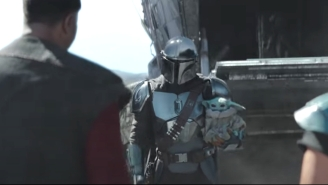 The Latest 'Mandalorian' Sneak Peek Shows Our Hero Looking For A Little Help From His Friends